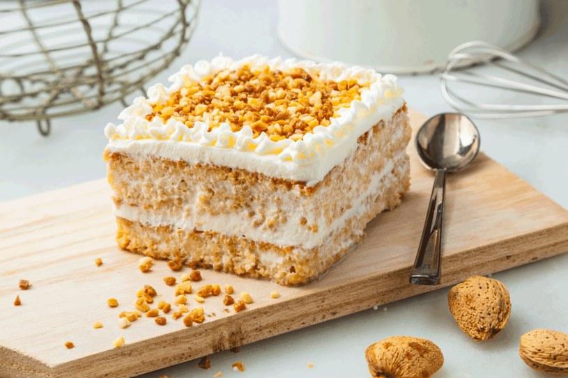 Ciasta migdałowe są wyjątkowo pyszne /123RF/PICSEL