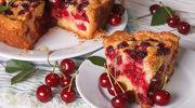 Ciasta z wiśniami