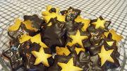 Ciasteczka gwiazdeczki na Choinkę.