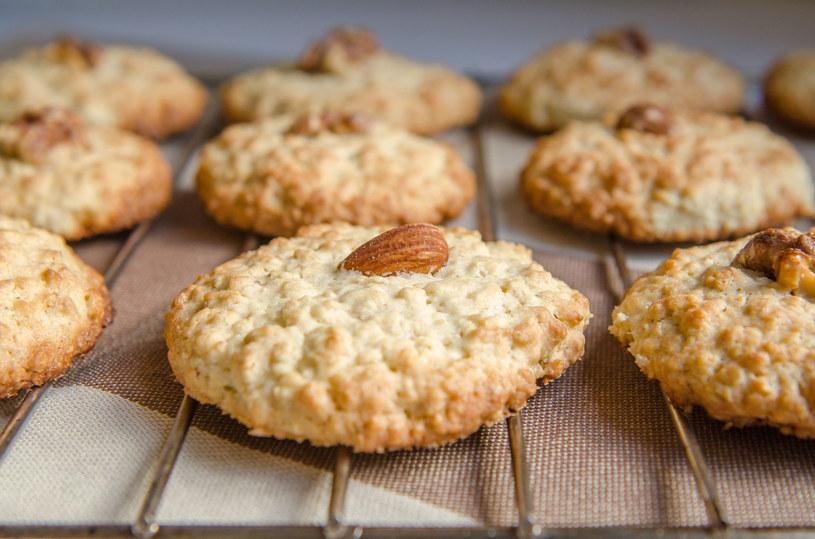 Ciasteczka migdałowe /123RF/PICSEL