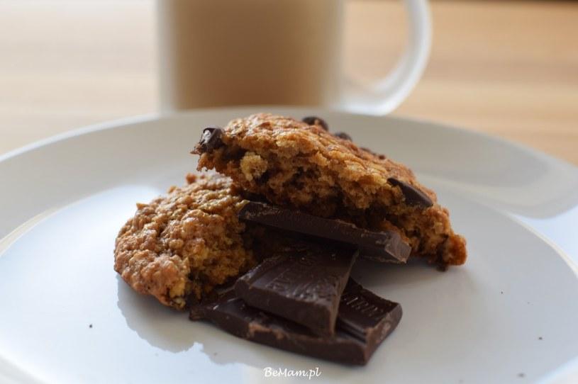 Ciasteczka na zwiększenie laktacji /BeMam