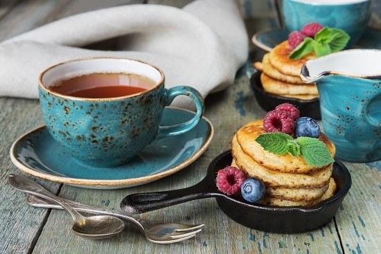 Ciasteczka najlepiej smakują z herbatą /materiały prasowe