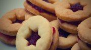 Ciasteczka podwójne z marmoladą