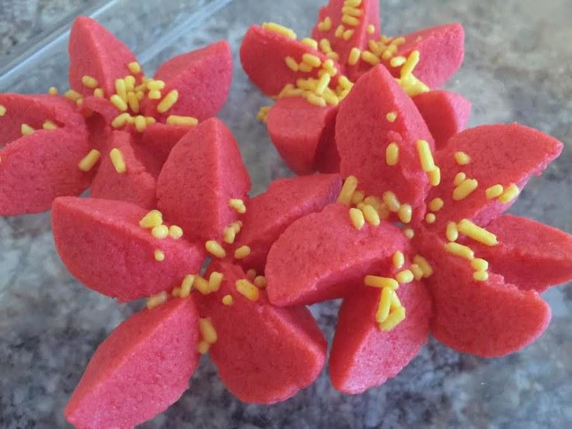 ciasteczka różowe /© Photogenica