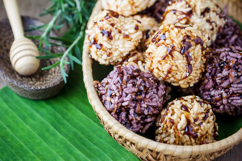 Ciasteczka ryżowe /123RF/PICSEL