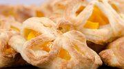 Ciasteczka z brzoskwinią