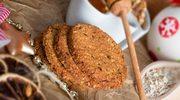 Ciasteczka z miodem i ziarnami