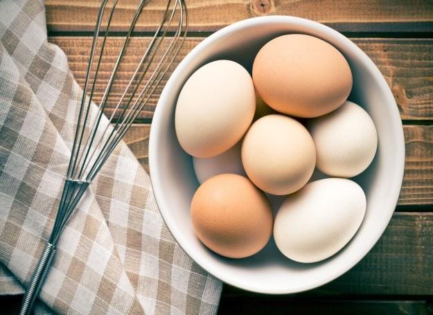 Ciastka helgolandzkie przygotujesz z 18 jajek! /123RF/PICSEL