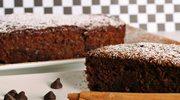 Ciasto cukiniowo-czekoladowe