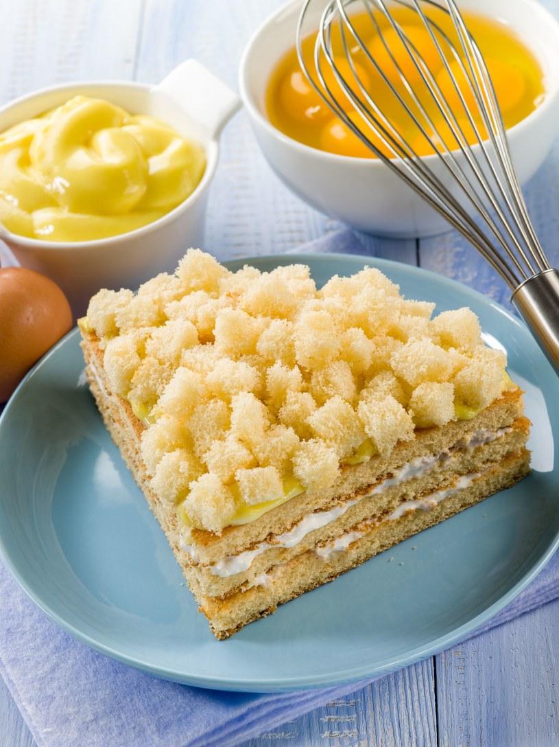 Ciasto cytrynowe /123RF/PICSEL