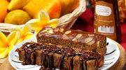 Ciasto kawowo-pomarańczowe