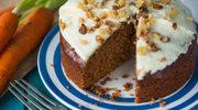 Ciasto marchewkowe z polewą