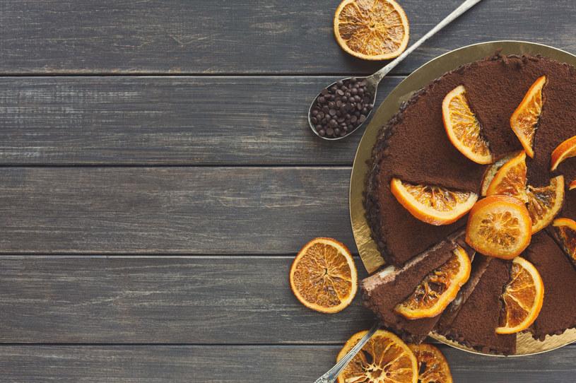 Ciasto pomarańczowe /123RF/PICSEL