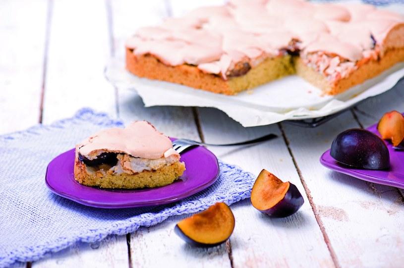 Ciasto śliwkowe /materiały prasowe