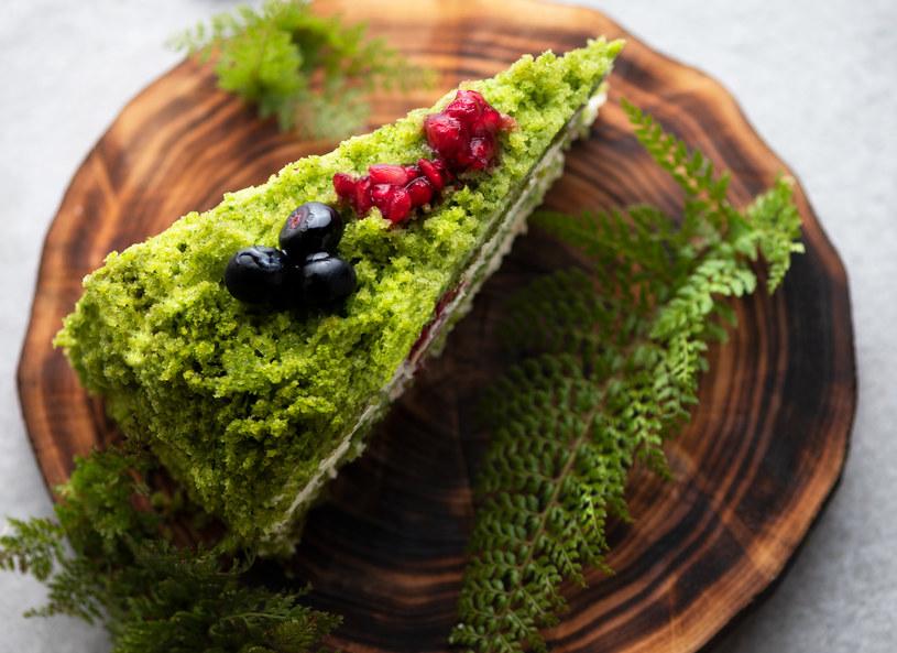 Ciasto szpinakowe /materiały prasowe