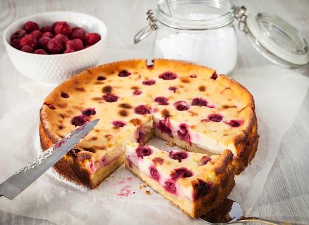 Ciasto wiśniowe /Picsel /123RF/PICSEL