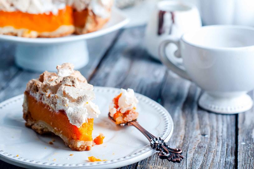 Ciasto z dynią jest wspaniałe /123RF/PICSEL