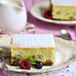 Ciasto z maślanką