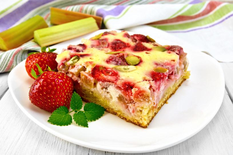 Ciasto z pistacjami /123RF/PICSEL