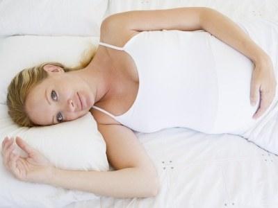 Ciąża to także wyzwanie dla kobiecego ciała  /© Panthermedia