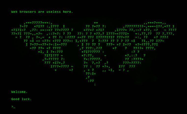 """Cicada 3301 - czy ta grupa może próbować przejąć władzę nad światem? Może zależy jej tylko na """"uzdrowieniu"""" internetu? /materiały prasowe"""