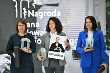 Cichanouska, Kalesnikawa i Kawalkowa z Nagrodą im. Jana Nowaka-Jeziorańskiego