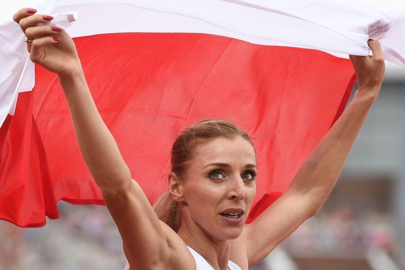 Cichocka pobiła rekord Polski, ale nie zdołała wywalczyć miejsca na podium /AFP