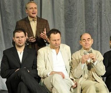 Cielecka i Adamczyk w teatrze