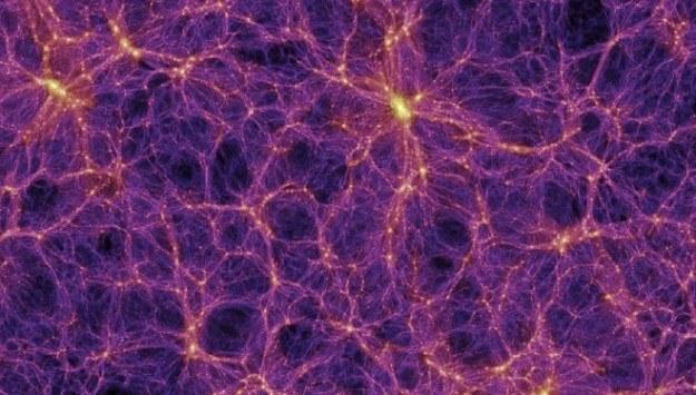 Ciemna materia buduje nawet 80 proc. naszego wszechświata /materiały prasowe