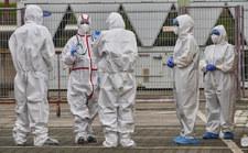 Ciemnoczerwone strefy zakażeń. Nowe środki dotyczące pandemii