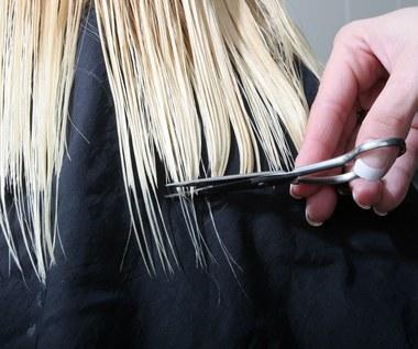 Cieniowanie włosów