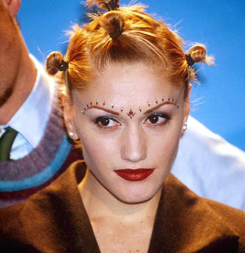 Cienkie brwi lansowała przed laty Gwen Stefani /East News