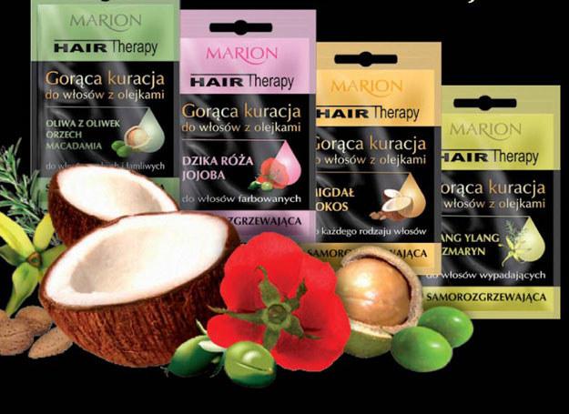 Ciepłe olejki do włosów /INTERIA.PL/materiały prasowe