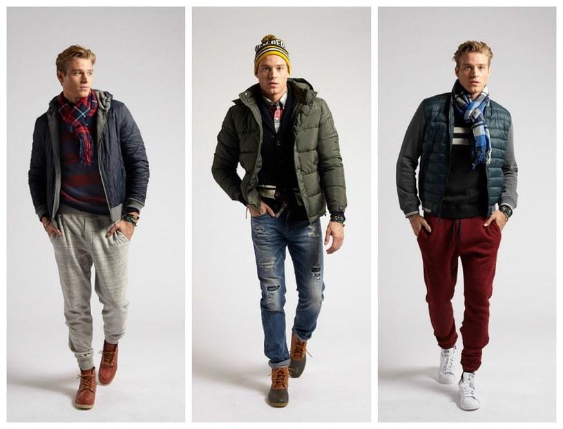 Ciepłe swetry, modne bluzy i akcesoria - to podstawa zimowej mody w tym sezonie /materiały prasowe