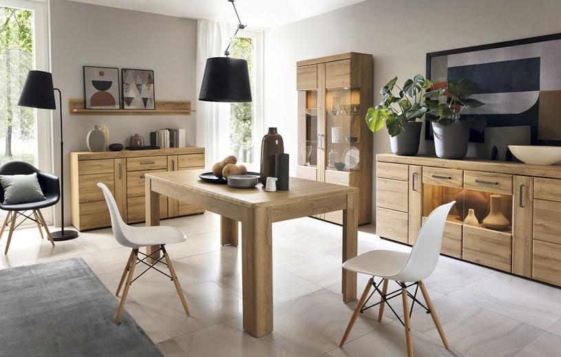 Ciepło w domu to nie tylko temperatura, ale także umiejętnie dobrane barwy mebli i ścian /materiał zewnętrzny