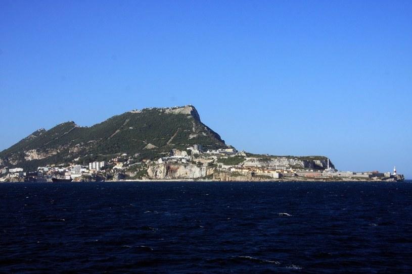 Cieśnina Gibraltarska /Piotr Jędzura /Reporter