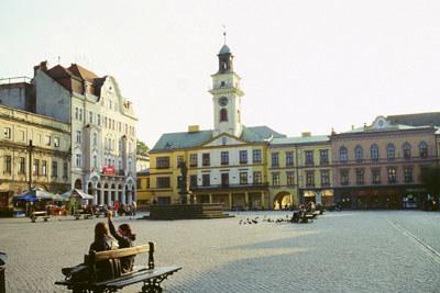 Cieszyn walczy o utrzymanie swej pozycji na filmowej mapie Polski /