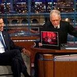 Cięty język Davida Lettermana