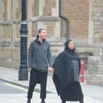 Ciężarna Janet Jackson w hidżabie!