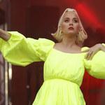 Ciężarna Katy Perry jako wielkanocny króliczek [INSTAGRAM]