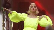 Ciężarna Katy Perry jako wielkanocny króliczek