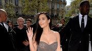 Ciężarna Kim Kardashian napadnięta przez pijaną i nagą kobietę?!