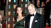 Ciężarna księżna Kate na gali Bafta. Nie wsparła ofiar molestowania seksualnego?
