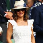 Ciężarna Pippa Middleton w skąpym bikini! Siostra księżnej Kate niedługo rodzi!