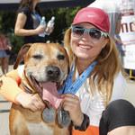 Ciężarna Sadowska pobiegła w maratonie