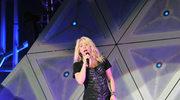 Ciężarna Shakira na scenie