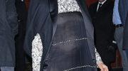 Ciężarna Teresa Palmer w prześwitującej sukience na imprezie!