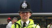 Ciężarne mogą oddać mocz do czapki policjanta
