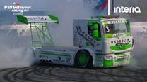 Ciężarówka i drifting? To możliwe!