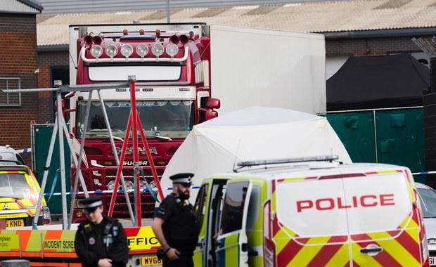 Ciężarówka pełna zwłok. Aresztowano organizatora siatki przemytników ludzi